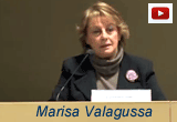 Marisa Valagussa. Link al video BES